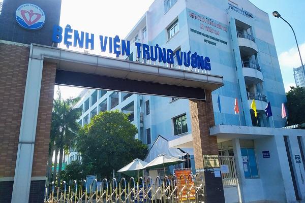 Bệnh viện Trưng Vương TP.HCM