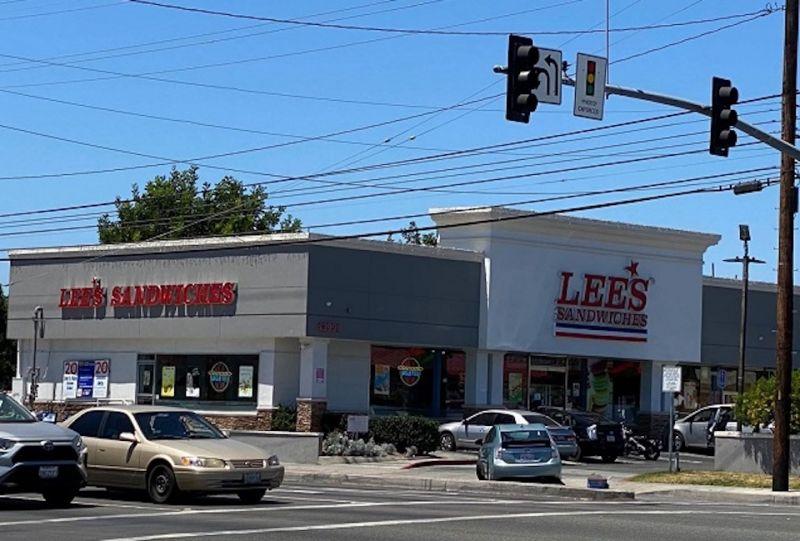 Thương hiệu bánh mì nổi tiếng Lee's Sandwiches bị phạt do phân phối thực phẩm kém chất lượng. Ảnh: Kinh tế và Đô thị