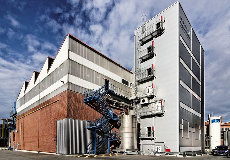 Tổ hợp nhà máy chế biến của Masan High-Tech Materials tại Đức