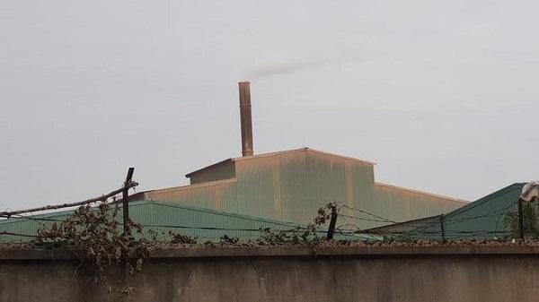 Công ty lắp đặt dây chuyền nhà máy gạch gây ô nhiễm môi trường