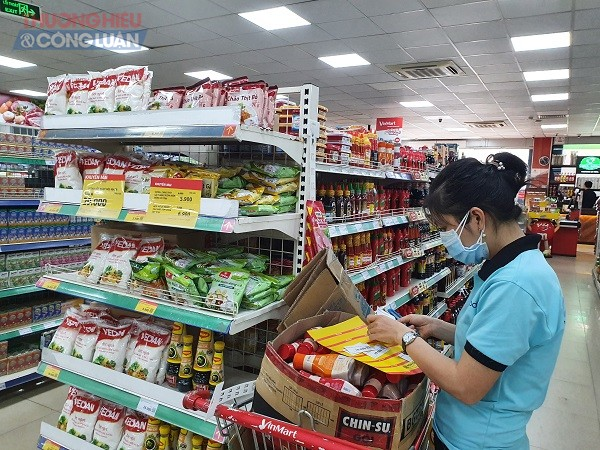 Nhu cầu mua sắm của người dân tại các hệ thống siêu thị tăng cao