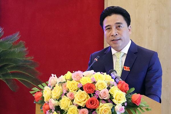 Ông Nguyễn Khắc Toàn, Phó bí thư thường trực tỉnh ủy, Chủ tịch HĐND tỉnh Khánh Hòa nhiệm kỳ (2021- 2026)
