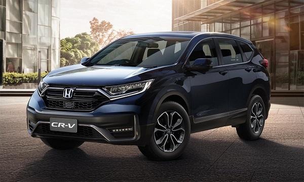 mẫu xe Honda CR-V ưu đãi hơn 200 triệu đồng