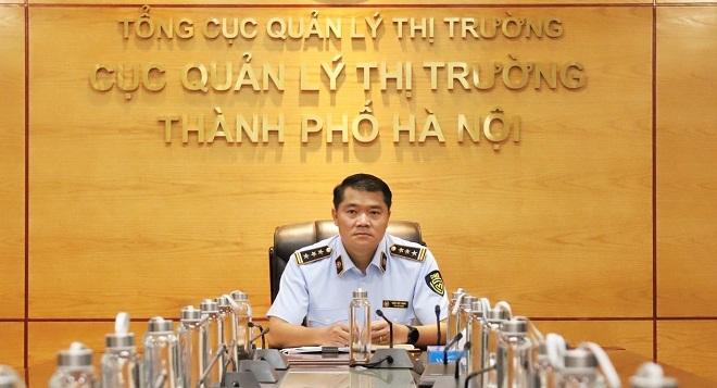 Phó Cục trưởng Cục Quản lý thị trường (QLTT) Hà Nội, Trần Việt Hùng