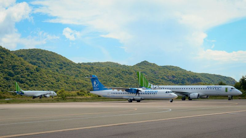 Bamboo Airways có thể được cấp phép khai thác dòng tàu bay Embraer tại Cảng hàng không Cà Mau