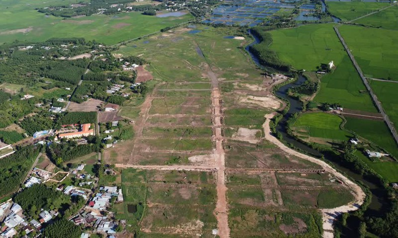 Bà Rịa Vũng Tàu xử lý nghiêm các trường hợp vi phạm về trật tự xây dựng, phân lô bán nền đất nông nghiệp
