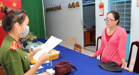 Trùm buôn lậu Nguyễn Thị Kim Hạnh (tức Mười Tường).