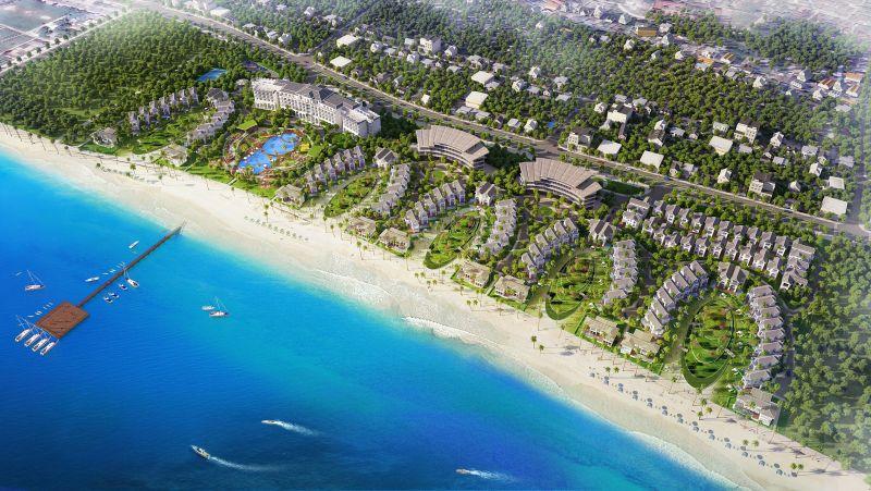 Golden Wind Resort & Hotel được ví như 1 bản giao hưởng hoàn hảo