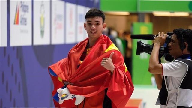 Huy Hoàng đạt chuẩn A dự Olympic Tokyo 2020