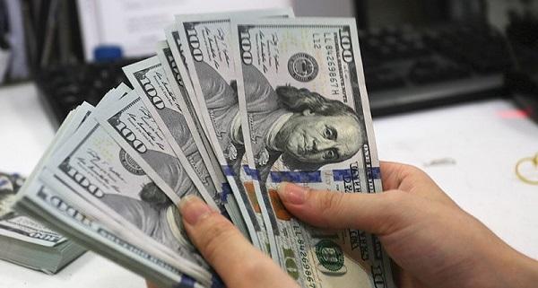 Đồng USD tăng khá mạnh