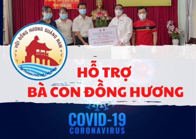 HĐH tỉnh Quảng Nam thông báo đến người dân về việc hỗ trợ