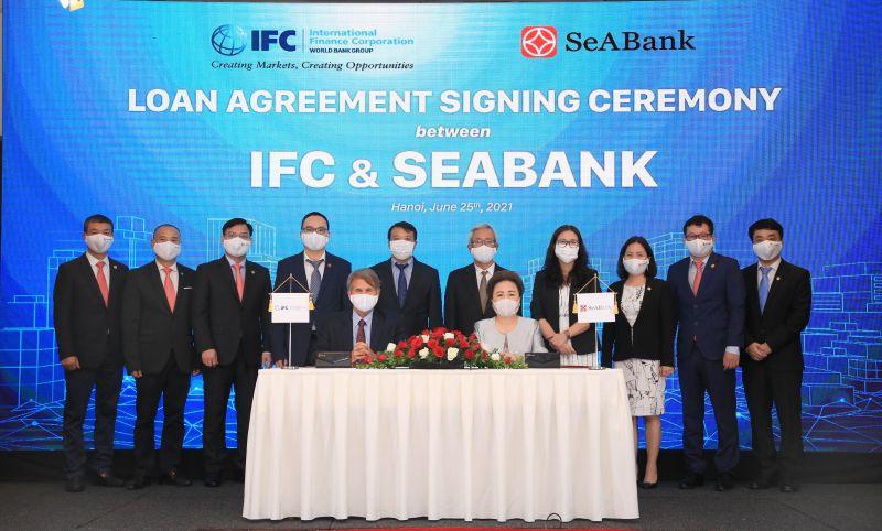 Khoản đầu tư của IFC giúp SeABank mở rộng hỗ trợ cho nhiều doanh nghiệp hơn