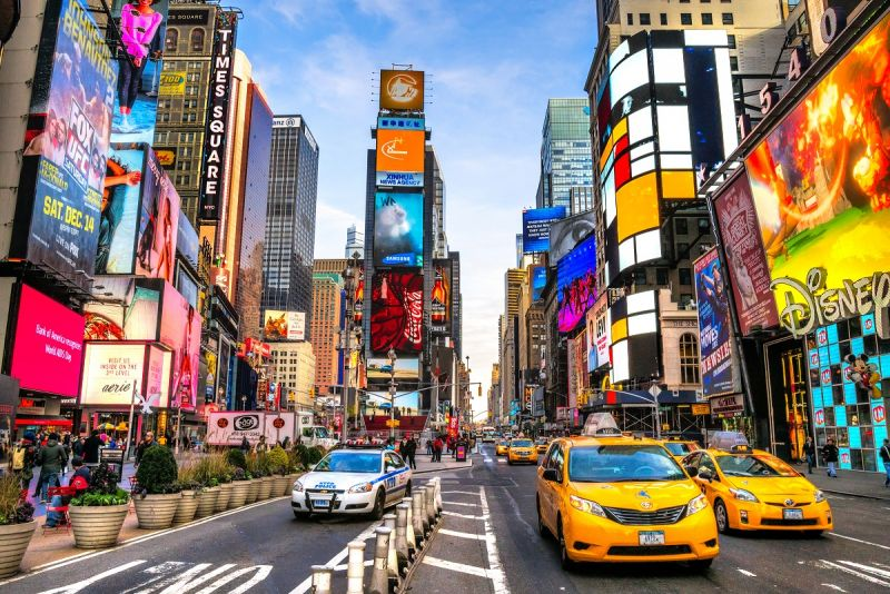 Đại đô thị Sun Grand Boulevard sẽ nhộn nhịp suốt đêm ngày, như hình mẫu đại lộ sầm uất Broadway tại Mỹ.