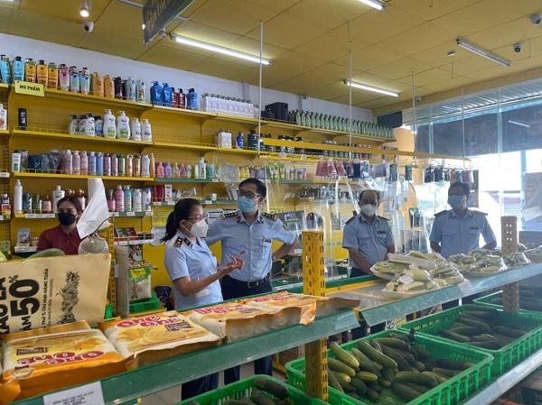 Kiểm tra hoạt động kinh doanh tại các Cửa hàng Bách Hóa Xanh