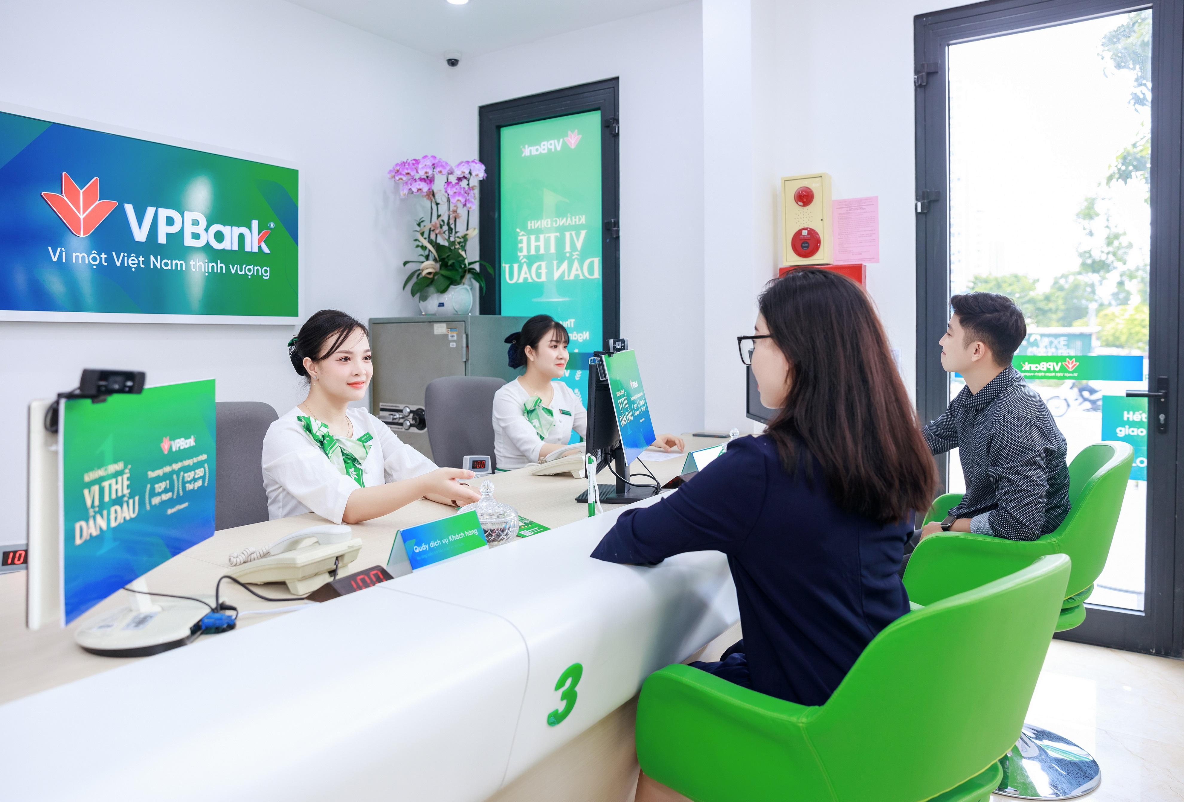 VPBank đã chủ động hỗ trợ giảm lãi suất cho hơn 107 nghìn khách hàng
