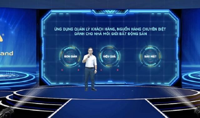 Ông Mai Văn Tuyển – Giám đốc Dự án Meey CRM chia sẻ về tính năng và các điểm khác biệt của sản phẩm Meey CRM