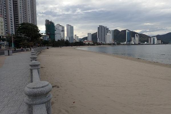 Bãi biển Hòn Chồng- Nha Trang (20/7/2021)