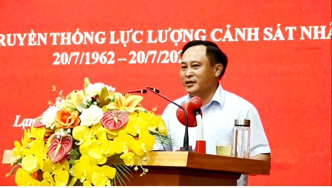 Phó chủ tịch, Trưởng Ban chỉ đạo 389 tỉnh Lạng Sơn, Lương Trọng Quỳnh