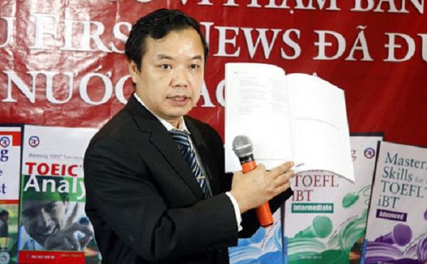 Ông Nguyễn Văn Phước - nhà sáng lập và là CEO First News - Trí Việt