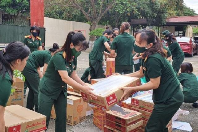 Sau 5 ngày vận động, Uỷ ban Mặt trận tổ quốc tỉnh Thanh Hóa đã tiếp nhận gần 1.500 tấn hàng hóa các loại