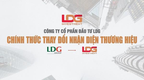 Sau lần thay đổi nhận diện này liêụ LDG Investment có đổi vận khi trước đó