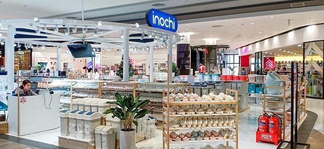 Thương hiệu gia dụng cao cấp Inochi hiện có hơn 300 SKU với hệ thống phân phối gồm 14 showroom lớ