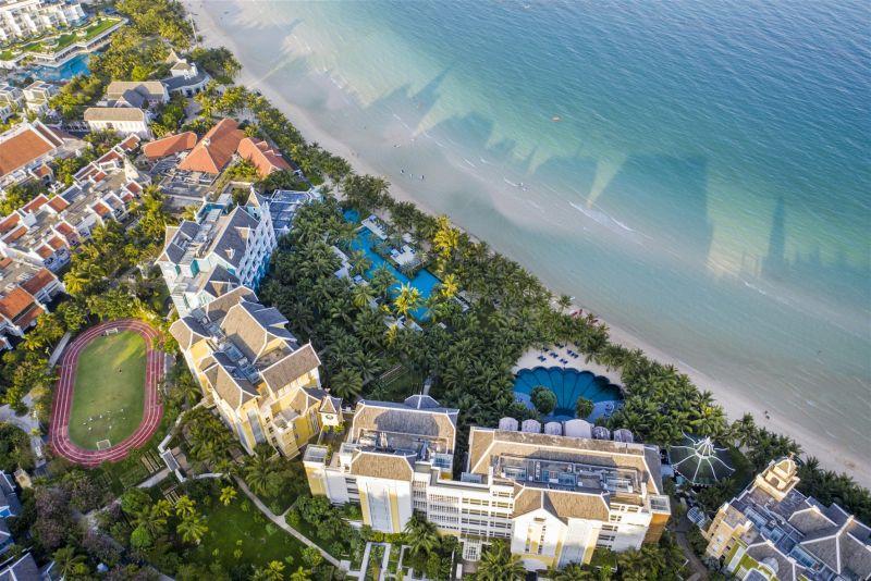 Tổ hợp Bãi Kem ở Nam Phú Quốc sẽ sớm xuất hiện dòng BĐS cao cấp chuẩn wellness