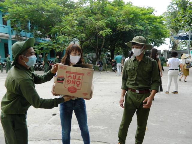 Tấm lòng người dân Huế gửi đến nhân dân TP Hồ Chí Minh