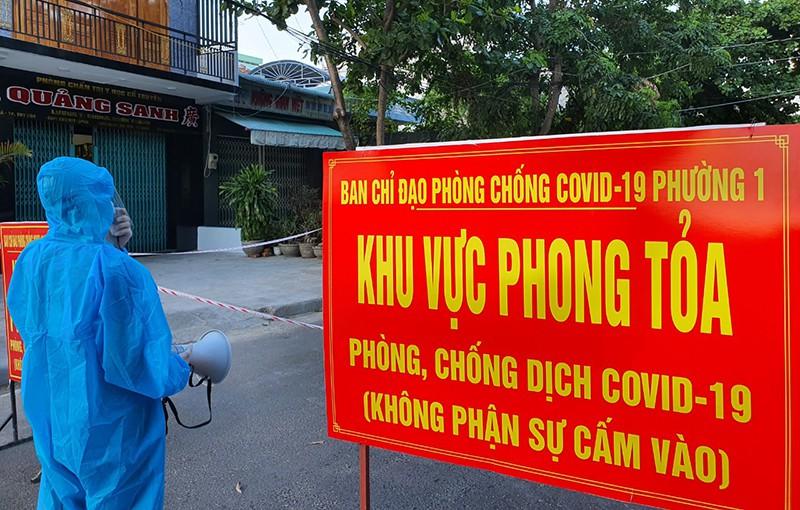 Từ 0 giờ 23/7, giãn cách toàn tỉnh Phú Yên theo chỉ thị 16