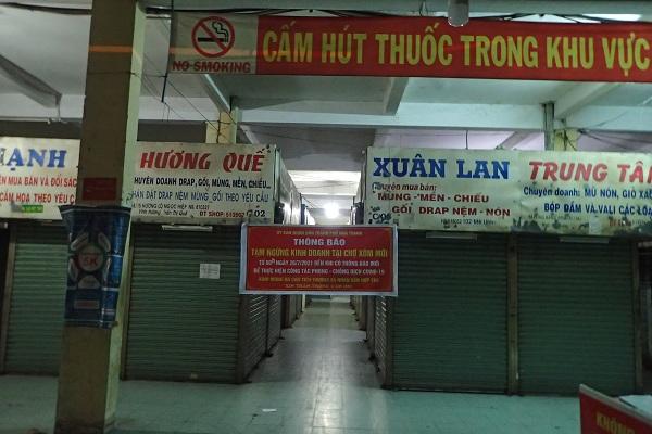 chợ Xóm Mới- Tp. Nha Trang , 21 giờ 15 ngày 25/7/2021