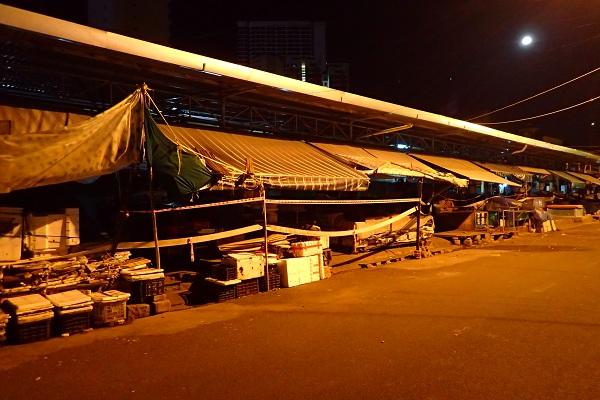 chợ Xóm Mới- Tp. Nha Trang, 21 giờ 17 ngày 25/7/2021