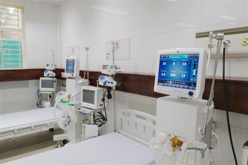 Trung tâm Hồi sức tích cực tại Bắc Ninh