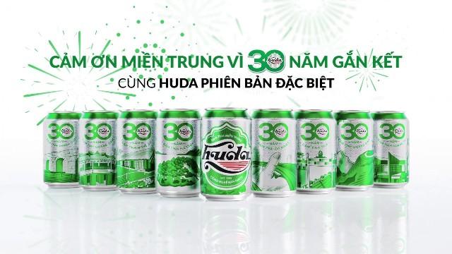 Bia HUDA- sản phẩm được yêu thích