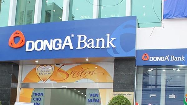 Lãi suất ngân hàng 29/7: Ngân hàng Đông Á niêm yết kỳ hạn 9 tháng 5,5%/năm.