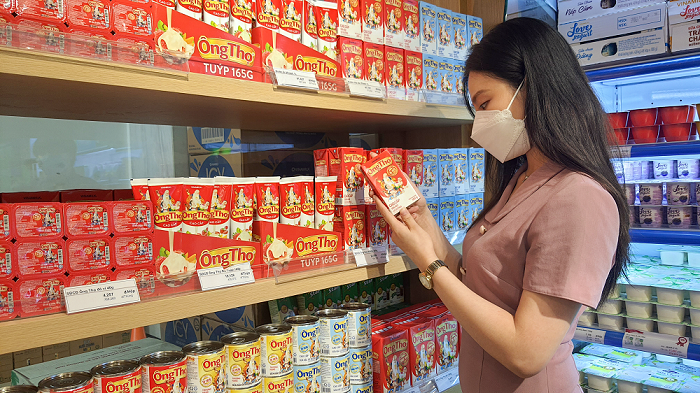 6 tháng đầu năm, Vinamilk hoàn thành 46,6% kế hoạch doanh thu, tiếp tục là thương hiệu được người tiêu dùng Việt Nam chọn mua nhiều nhất trong nhiều năm liền.