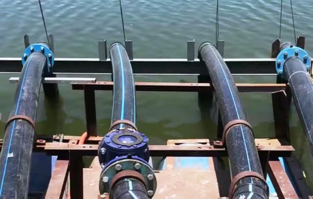 Nguồn nước lấy từ hạ lưu sông Thừa Lưu