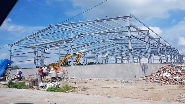 Công ty TNHH sản xuất và thương mại Gia Lộc xây dựng công trình khi chưa đầy đủ các thủ tục