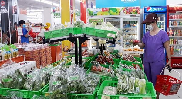 Hà Nội giãn cách xã hội nhưng vẫn đảm bảo đủ hàng hóa, lương thực thực phẩm cho người dân