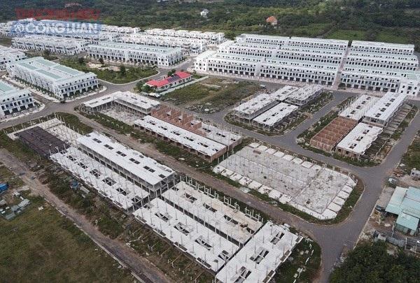 Gần 500 căn biệt thự, nhà được LDG Group xây dựng trái phép trên địa bàn tỉnh Đồng Nai