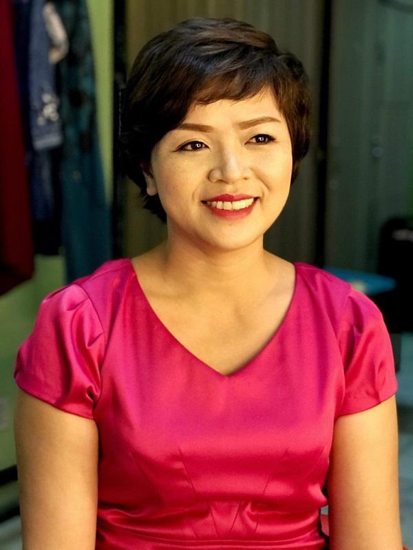 Bà Phạm Thị Thúy - chuyên viên tham vấn tâm lý