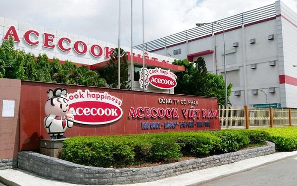 Công ty Cổ phần Acecook Việt Nam được thành lập từ năm 1993, tiền thân là Công ty liên doanh Vifon Acecook