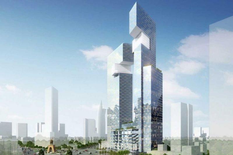 Dự án One Central Saigon