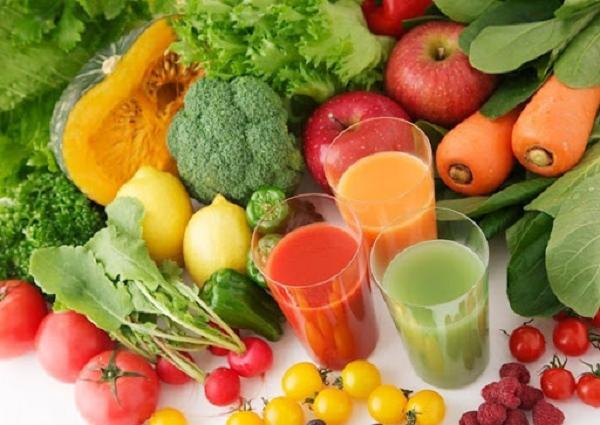 Chế độ dinh dưỡng hợp lý giúp cải thiện tình trạng hôi miệng