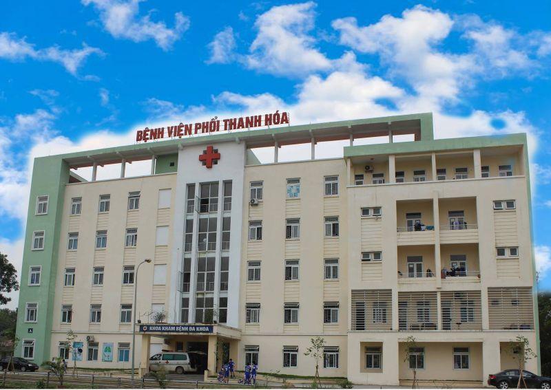 Bệnh viện Phổi Thanh Hóa