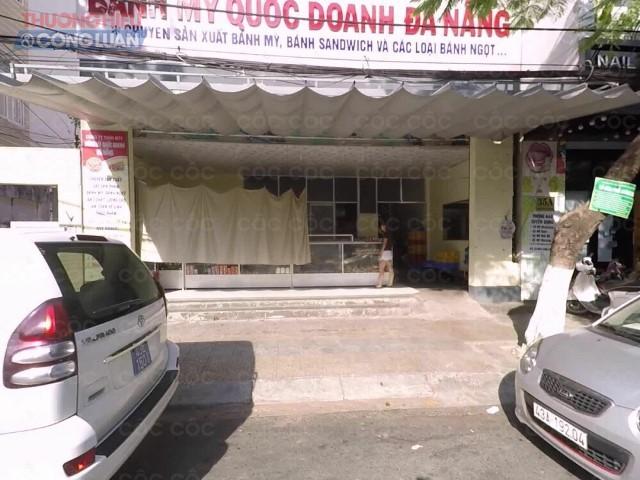 Tiệm bánh mỳ Quốc Doanh đường Nguyễn Chí Thanh