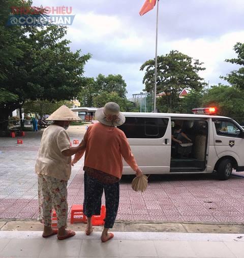 Những bệnh nhân đi cách ly được về lại nhà
