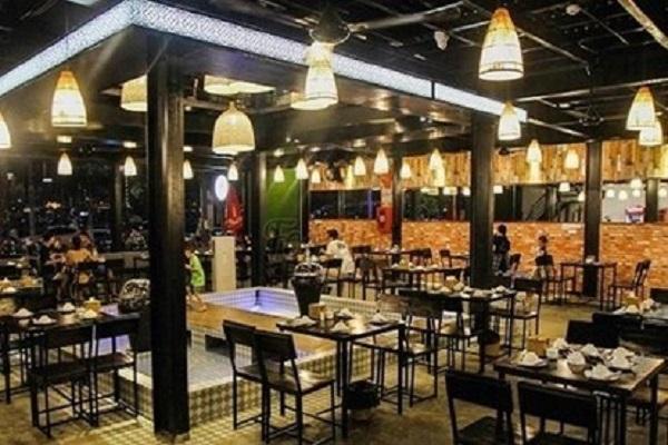 Nhà hàng ăn uống tại Hải Dương được phục vụ tại chỗ