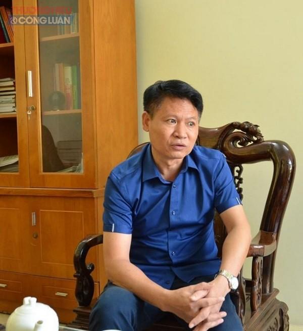 Chủ tịch UBND xã Đại Thành – Lý Đình Quang