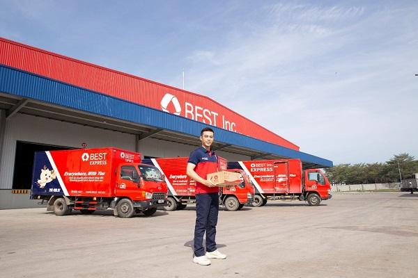 Trung tâm phân loại TPHCM – nơi phân loại hàng hoá tự động lớn nhất của BEST Inc tại Đông Nam Á