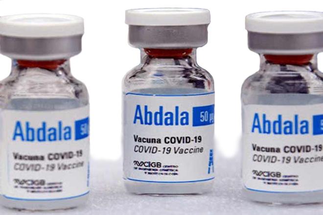 Vắc xin phòng Covid-19 Abdala của CuBa